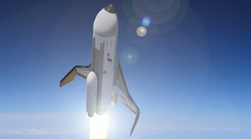XS-1 實驗太空船每趟升空成本可減少約 500 萬美元,目前已完成首階段測試。