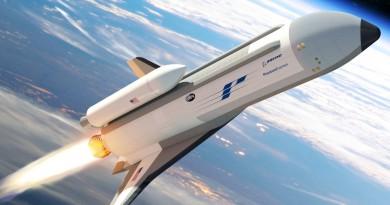 DARPA 研製飛機•火箭混合體!太空無人機 Phantom Express 可循環升空
