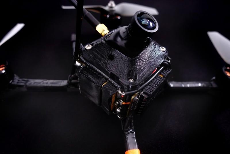DRL RacerX - 鏡頭