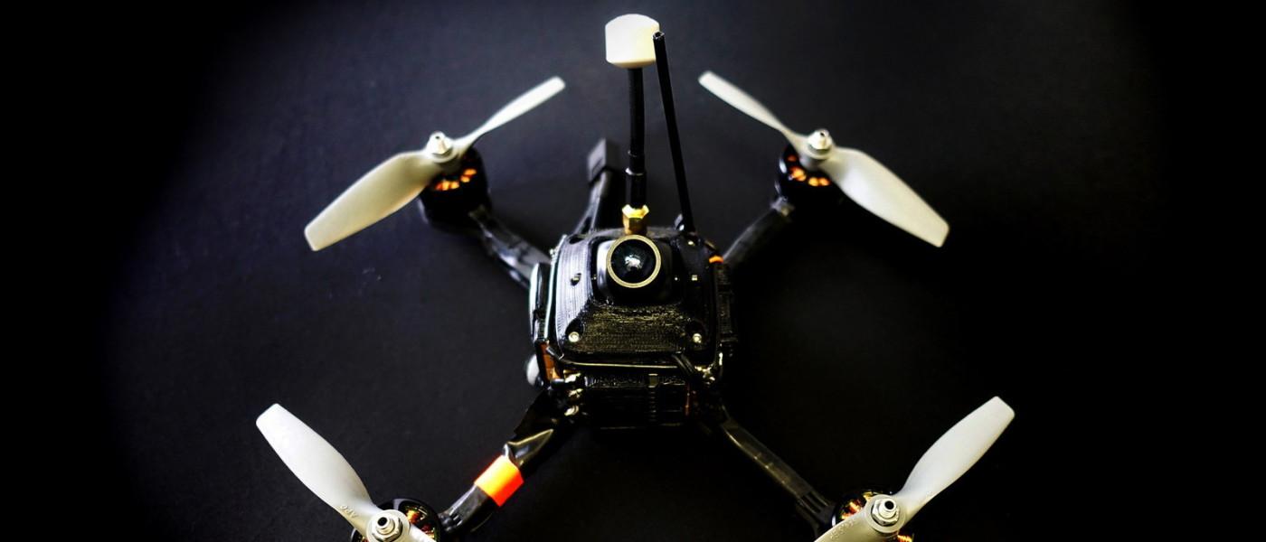 史上最快 FPV 無人機時速 263 公里 你的無人機能這樣狂飆嗎?