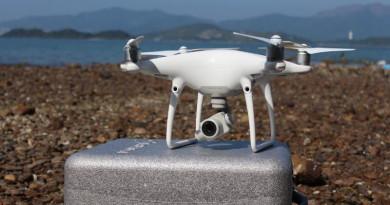 大疆更新韌體杜絕改裝 限制 DJI 無人機在禁飛區操作
