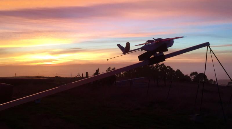 Zipline 無人機,在坦桑尼亞(坦尚尼亞)蓋塔