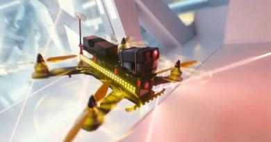年度 FPV 節目預告: Red Bull DR.ONE 無人機障礙賽