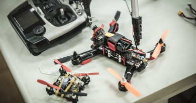 興趣變專業! 台大學首設無人機學士學程
