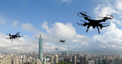 台灣草擬無人機登記制 製圖資減違飛