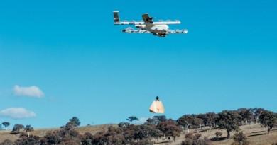 Project Wing 與兩商戶合作 無人機飛進澳洲鄉鎮社區 配送捲餅藥物
