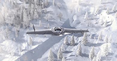 旋翼.固定翼隨時切換 集不同優點於一身的無人機