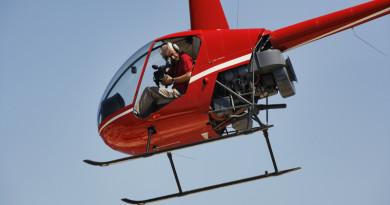 新聞報導時代變 空拍機能取代傳統採訪直升機嗎?