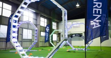 DJI Arena 落戶東京! 室內練習場周六開幕 設 9 米高飛行區