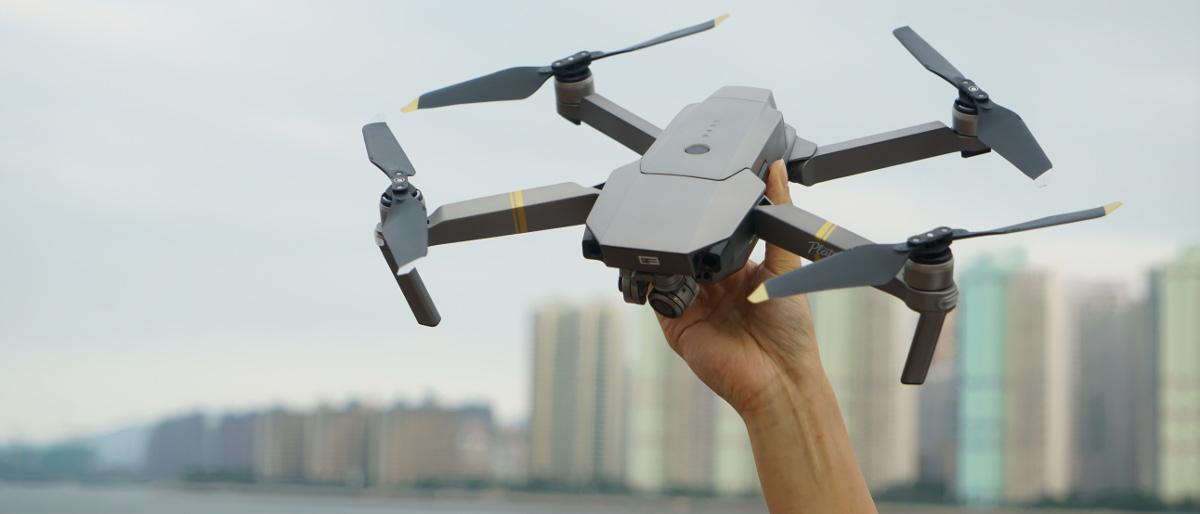 Mavic Pro Platinum操作評測 (上) 8331 槳翼降噪.升續航力