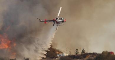 無人機飛越機場 阻消防直升機救山火 加州24歲空拍玩家被捕