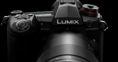 20FPS 追焦連拍! Panasonic 發表 LUMIX G9 面向專業級攝影師