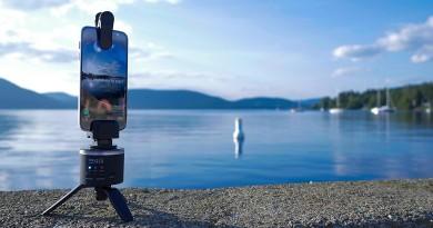 Samsung 360 Round 代替品? 平價 theVRkit 助智能手機變身 VR 相機