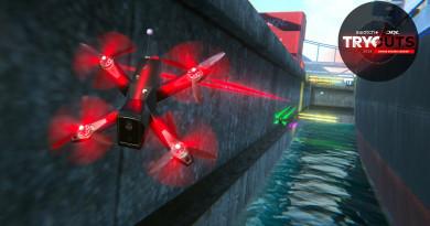 DRL 推無人機競速模擬遊戲 贏家奪 $75,000 美金合約 角逐世界冠軍