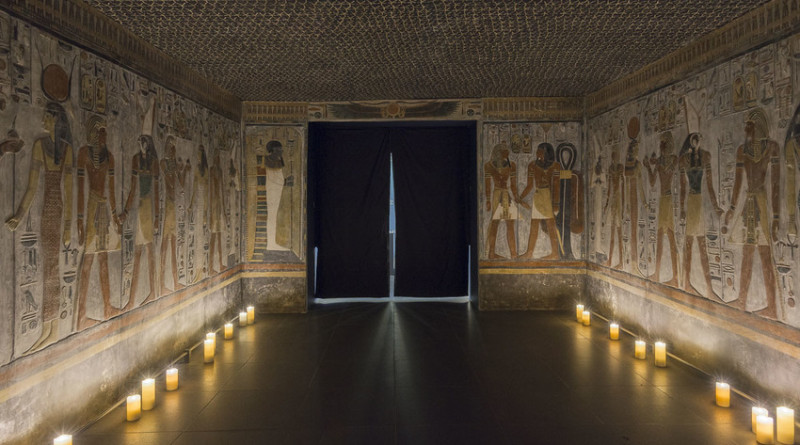 As part of the Theban Necropolis Preservation Initiative, a section of the tomb of Seti I that is being recorded in Luxor will be reproduced to be installed in the Antikenmuseum in Basel in mid-end 2017. The facsimile will then be transported to Luxor, where it will be installed in its permanent location at the Valley of the Kings. The sarcophagus recorded in the John Soane museum will also be reproduced in Alabaster as part of this exhibition.
