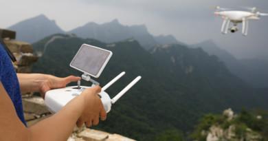 中國無人機改裝成風 實名登記漏洞多