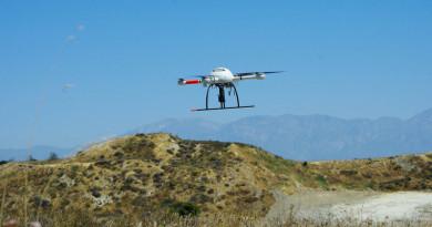 無人機助氣體檢測 專業測試儀器減危險