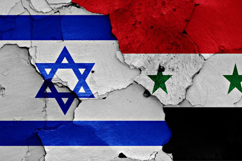 叙利亚上空无人机被击落 原来由以色列军方出手拦截