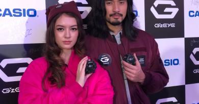 揉合 G-Shock 風格 Casio 推運動相機 GZE-1 搶攻市場