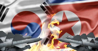 南韓設無人機作戰隊 抗北韓核威脅 可發動蜂群攻擊