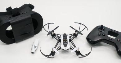 Parrot Mambo FPV 競速空拍機實測 新手練習推薦機型之一