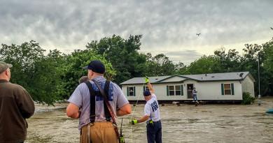 水災肆虐 法國出動無人機防堤壩坍塌