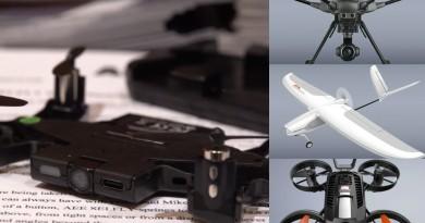 CES 2018焦點:手機殼變身自拍無人機 Yuneec 推 3 台新機