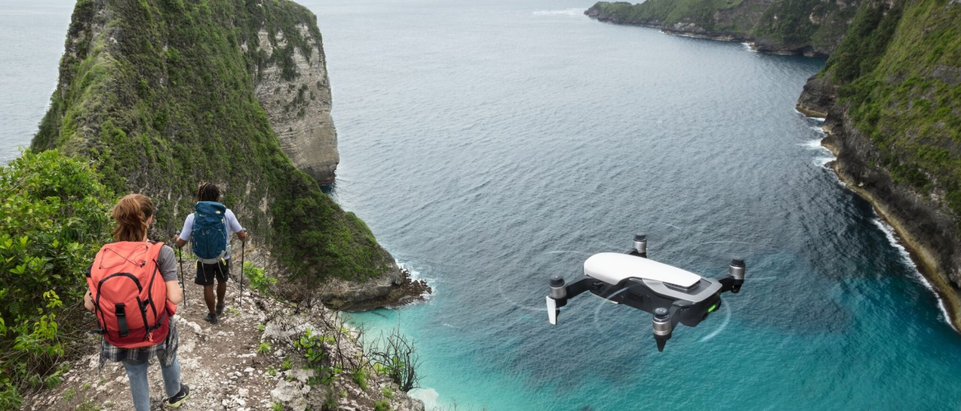 【DJI Mavic Air 面世】4K、續航 21 分鐘、三面避障 售港幣$6,299