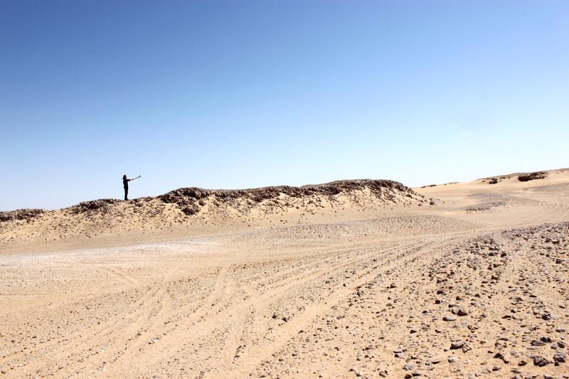 奧地利太空論壇將在阿曼佐法爾(Dhofar)沙漠地帶,模擬太空人在火星進行探索活動。