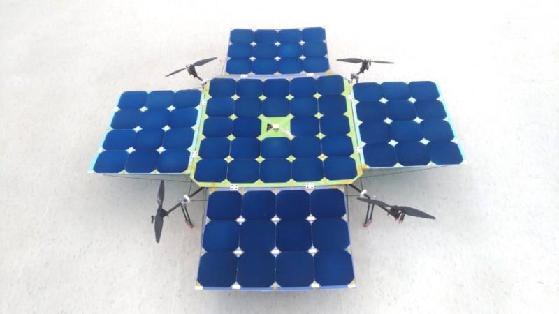 台灣團隊「SolarDrone」將在 CES 展出太陽能無人機。
