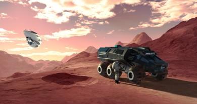 無人機可憑火星影像導航? 科學家 2 月阿曼沙漠測試