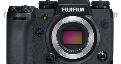 內置五軸防震 Fujifilm X-H1 拍片機能強化