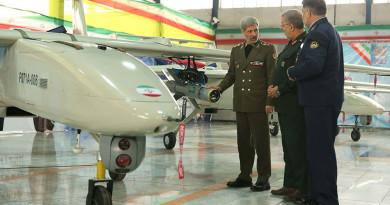 伊朗大量生產新款無人機 配備精確導引炸彈