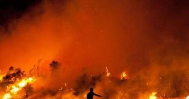危害消防員救火 智利男被法庭充公無人機