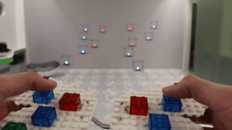 樂高一直都在研發智能無人機科技。
