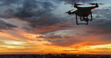 成都春節前禁飛無人機 低溫飛行又要注意什麼?