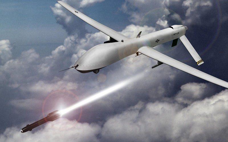 無人機能日以繼夜攻擊敵方陣地。
