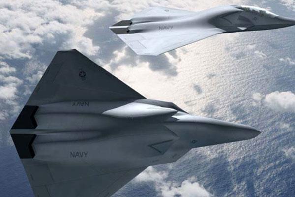 美軍正研發第六代戰鬥機 F/A-XX。