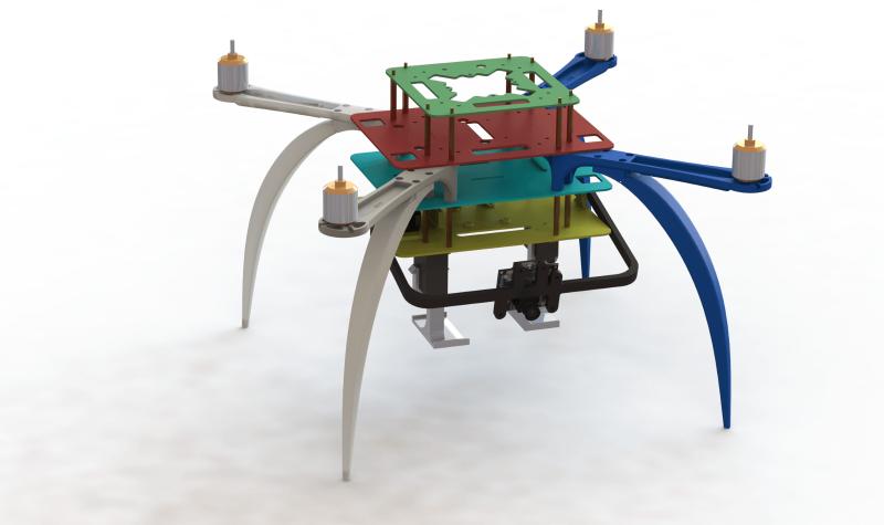 福特研發了一套可測試汽車如何融合無人機技術的可定制平台。