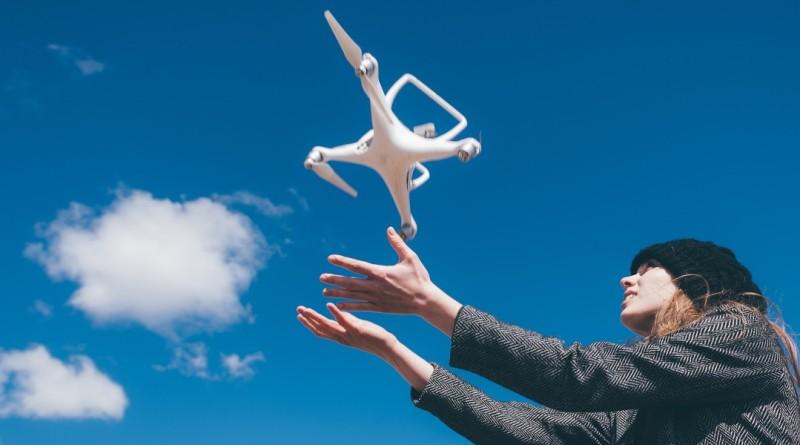 美國無人機險撞事故其實只有 3.4%